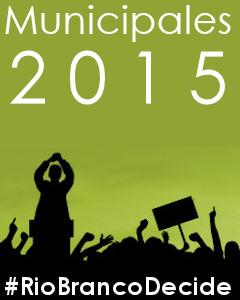 Elecciones Municipales 2015 - Río Branco decide